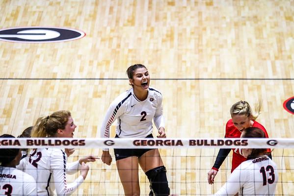 UGA volleyball – Amanda Dach