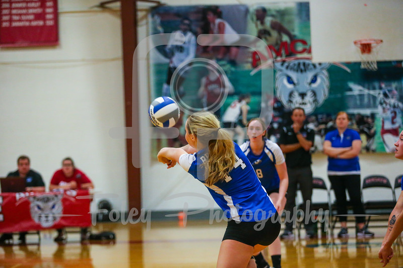 Becker College Hawks Micaela Rice (14)