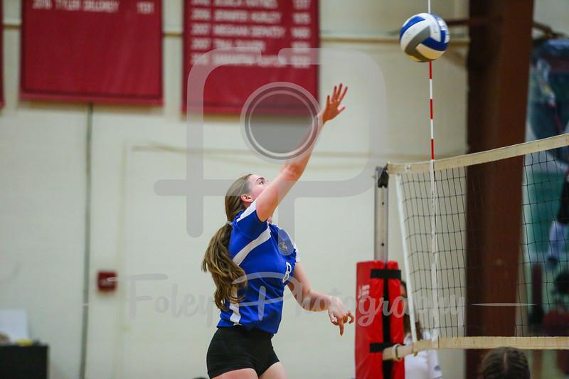 Becker College Hawks Emily Peterman (8)