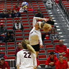 Georgia's Anna Kate Karstens (11) during the Bulldogs' match against Alabama A&M at Ramsey Student Center in Athens, Ga., on Tuesday, Nov. 28, 2017. (Photo by Steffenie Burns)