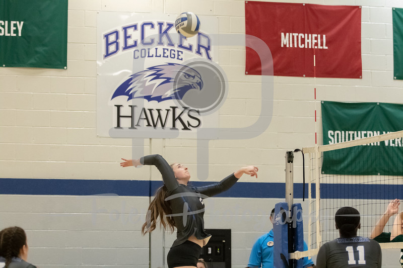 Fitchburg State at Becker College