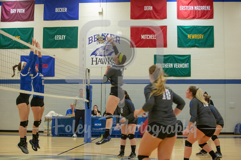 Worcester State at Becker College