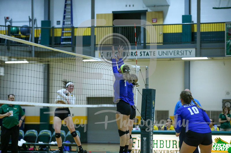 Becker College and Fitchburg State