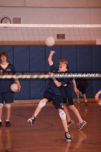 Boys High School Volleyball
