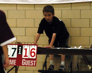 Our senior scorekeeper.