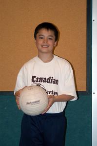 Patrick C, Grade 6
