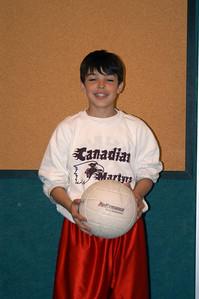 Michael, Grade 6