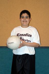 Claudio, Grade 5