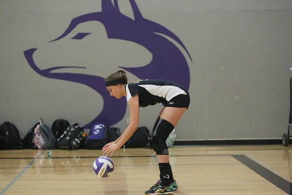 DC Freshman Volleyball