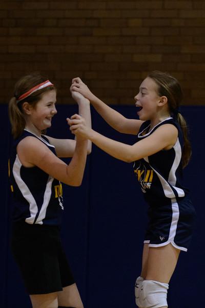 Disney II Girls Volleyball 5th/6th & 7th/8th 10.02.14