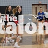 Lady Eagles play Decatur at Argyle High School in Argyle, Texas, on September 25, 2018. (Jordyn Tarrant / The Talon News)