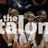 The first District Volleyball Game of the season. District Volleyball Game at Springtown High School in Springtown, Texas, on September, 21, 2018. (Jake Pool / The Talon News)