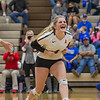 The Lady Eagles reach the end of their 2020 season with a 0-3 fall to Decatur at Weatherford High School on November 5, 2020. (Katie Ray   The Talon News)