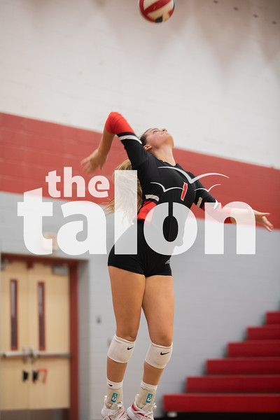 The Argyle Eagles defeat Ponder at Argyle High School on September 1, 2020. (Katie Ray | The Talon News)