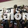 The Lady Eagles take on Sanger on Nov. 10, 2015 in Denton, Texas. (Christopher Piel/The Talon News)