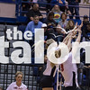 Lady Eagle's in District Volleyball at Decatur High School in Decatur, TX on May 22, 2014. (Jake Pool / The Talon News)