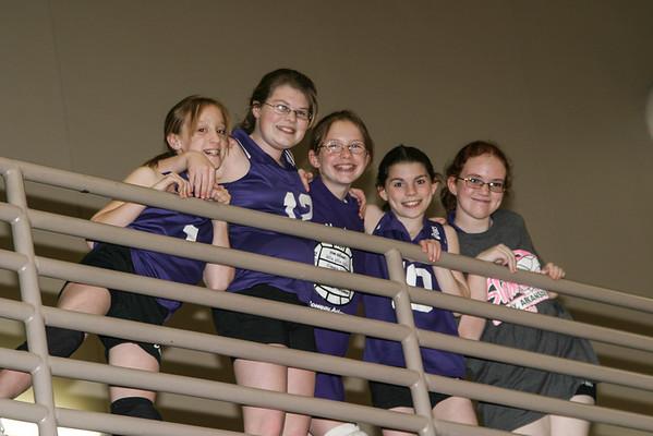 FSJ Volleyball Lauren & Friends