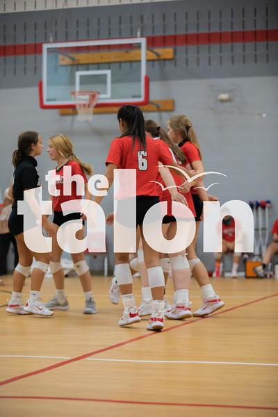The Argyle Freshman team defeats the Paris Wildcats at Argyle High School on August 25, 2020. ( Katie Ray | The Talon News)