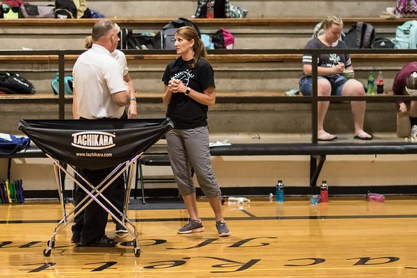 Hackett Volleyball 2017