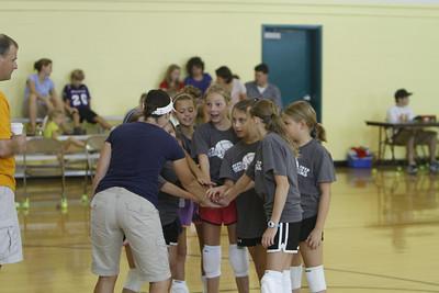 Halli Rec Volleyball 9-11-10