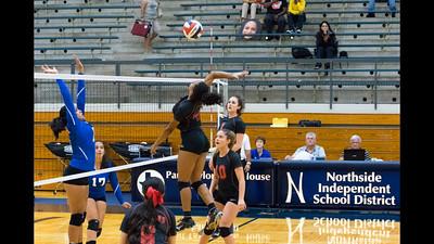 Jay vs Stevens Volleyball