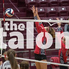 JV Lady Eagles defeat Bridgeport on Monday, Oct. 3 at Bridgeport High School in Bridgeport, TX. (Caleb Miles / The Talon News)