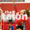 JV Lady Eagles take on Decatur on Monday, Oct. 24 at Argyle High School in Argyle, TX. (Caleb Miles / The Talon News)