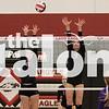 The Argyle Eagles play against the Sanger Indians on October 10, 2017.  Eagles Vs Sanger (10-10-17) at Argyle Highschool in Argyle, Texas, on October 10, 2017. (Sarah Berney / The Talon News)
