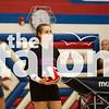 Lady Eagles vs. Aubrey at Aubrey High School on 9/25/15 in Aubrey, Texas. (Photo by Caleb Miles / The Talon News)
