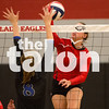Lady Eagles take on Decatur on Monday, Oct. 24 at Argyle High School in Argyle, TX. (Caleb Miles / The Talon News)