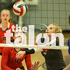 The Lady Eagles take on Decatur on 10-6-17 at Argyle High School in Argyle, Texas. (Christopher Piel/The Talon News)
