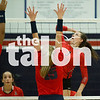 Lady Eagles take on Denton Ryan on Monday, Sept. 5 at Ryan High School in Denton, TX. (Caleb Miles / The Talon News)