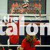 Lady Eagles take on Denton Ryan on Monday, Sept. 5 at Ryan High School in Denton, TX. (Caleb Miles / The Talon News)