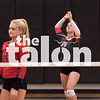 The Lady Eagles play LaGrange on September,26,2017. Eagles VS LaGrange (9-26-17) at Argyle Highschool in Argyle, Texas, on September 26, 2017. (Quinn Calendine / The Talon News)