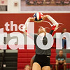 Lady Eagles defeat Gainesville on Monday, Sept. 26 at Argyle High School in Argyle, TX. (Caleb Miles / The Talon News)