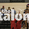 The Lady Eagles take on the Guyer Wildcats  at Argyle High School  in Argyle , Texas on 8 27, 2019. (Alex Daggett | The Talon News)