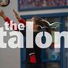 The Lady Eagles defeat Krum High School at Krum on October 22, 2019 (Alex Daggett | The Talon News).
