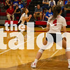 The Lady Eagles  defeat Krum (3-0) at Argyle High School on October 4, 2019 (Katie Ray | The Talon News).