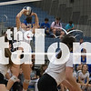 Lady Eagles play against Krum in Varsity District Volleyball at Krum High School in Krum, TX on May 8, 2014. (Jake Pool / The Talon News)