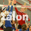 The Lady Eagles take on Krum at Argyle High School on Sept. 29, 2017 in Argyle, Texas. (Christopher Piel/The Talon News)