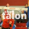 The Lady Eagles take on Krum at Argyle High School on Sept. 29, 2017 in Argyle, Texas. (Christopher Piel/The Talon News)