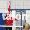 Lady Eagles defeat Krum on Thursday, Sept. 29 at Krum High School in Krum, TX. (Caleb Miles / The Talon News)