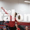 Lady Eagle's in District Volleyball at Argyle High School in Argyle, TX on October 16, 2018. (Jake Pool / The Talon News)