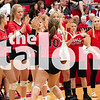 Lady eagles volleyballLady Eagles VS Heritage home Argyle High School argyle ArgyleTexas  Texas September  93  3,2019 {year}. (Katy McBee | The Talon News)