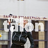 Lady Eagles take on Sanger on Monday, Oct. 10 at Sanger High School in Sanger, TX. (Caleb Miles / The Talon News)