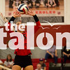 Lady Eagles defeat Sanger on Thursday, Sept. 22 at Argyle High School in Argyle, TX. (Caleb Miles / The Talon News)