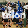 Eagles varsity volleyball defeat Spring Hill Region quarter-finals on Saturday, Nov. 14 at Poteet High School in Mesquite, TX. (Stacy Short / The Talon News)