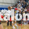 The Lady Eagles defeat Stephenville in the third round of the playoffs at Weatherford on November 12, 2019 (Alex Daggett | The Talon News).
