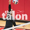 Eagles take on Triple A Academy on Nov. 2, 2015 in Colleyville, Texas. (Christopher Piel/The Talon News)