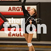 Lady Eagles defeat Princeton 3-0 on Monday, Sept. 19 at Argyle High School in Argyle, TX. (Caleb Miles / The Talon News)